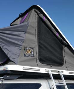 Clamshell Roof Tent