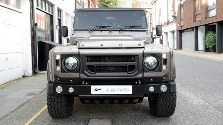 Geländewagen wie er sein soll: Kahn Land Rover Defender 2.2 TDCI