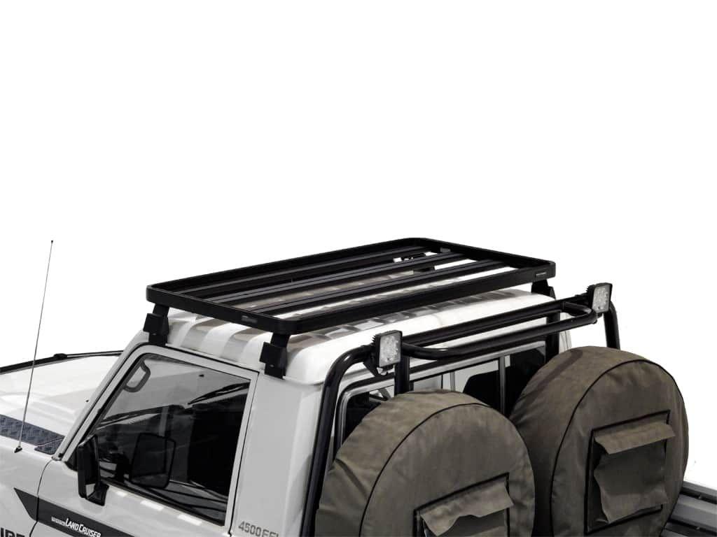 front runner toyota land cruiser sc pickup truck slimline ii roof rack kit