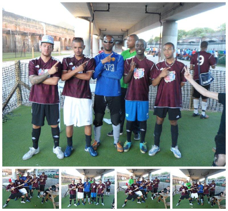 City League 5 A Side
