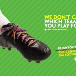 Rainbow Laces in Support of Gay Footballers