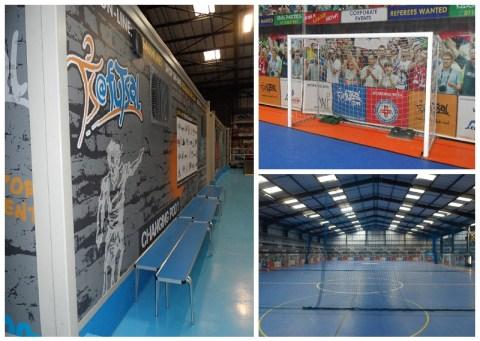 Leeds Futsal Arena Facilities