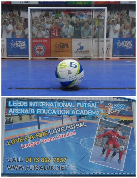 Leeds Futsal Arena Goal