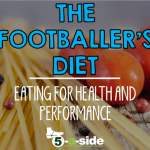The Football Player's Diet
