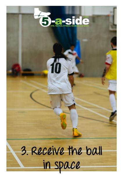 Sean Garnier Futsal Movement Tips 3