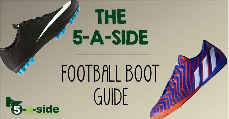 c8129227b What Football Boots for 3G 5-a-side pitch | 5-a-side.com