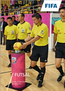 FIFA Futsal Laws of the Game 2015