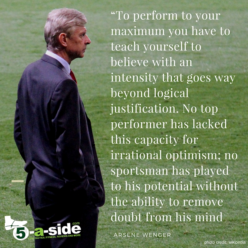 Wenger-Belief-Quote-Doubt