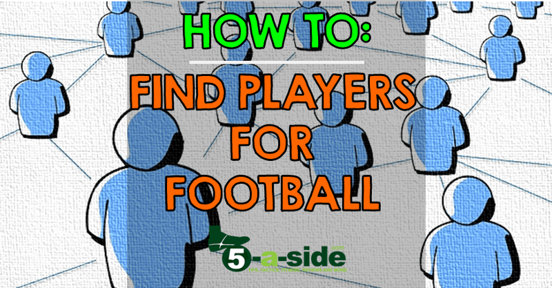 How To Find Local Players for Football