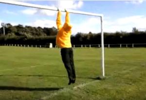 Goal Hanger