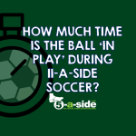 Ball in play soccer game header2
