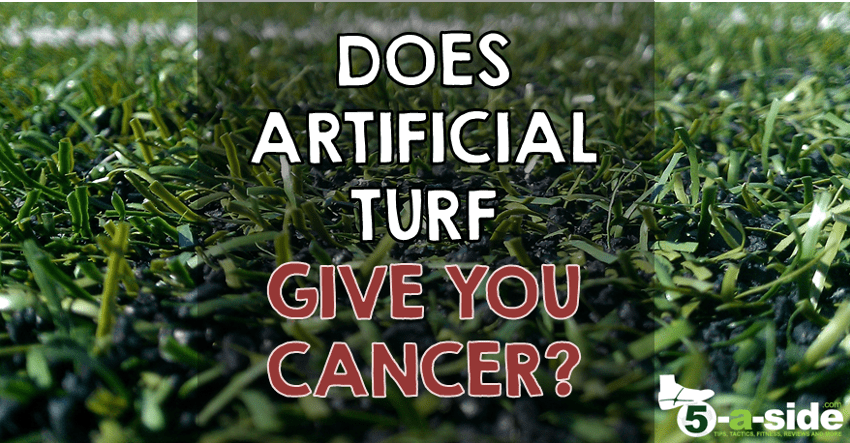Do Artificial Pitches Turf 3G Give you Cancer - Rubber Crumb