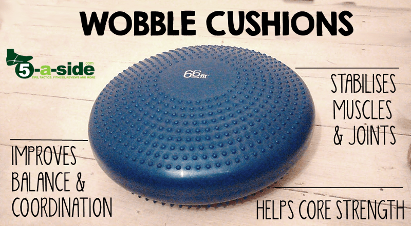 Wobble Cushion Football Inju