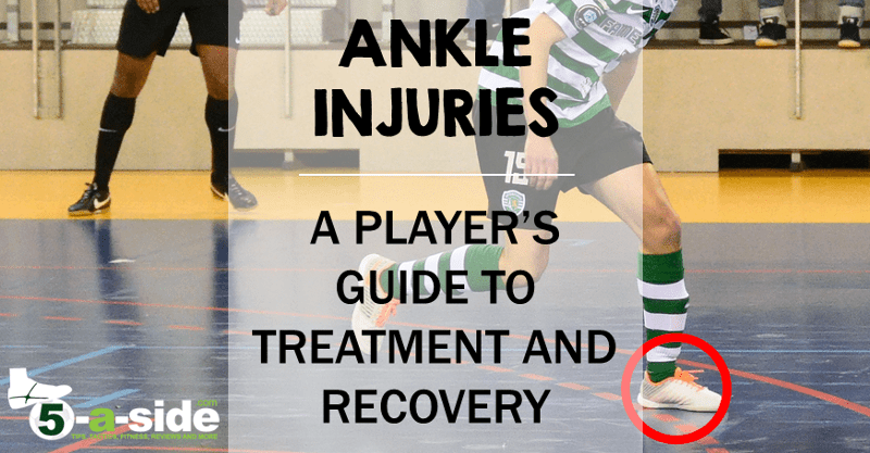 Ankle Injuries And Sprains Guide To Treatment Recovery