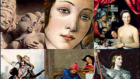 Détail de la couverture du livre « La place des femmes dans l'histoire »