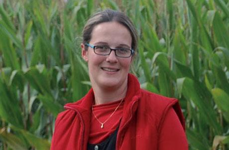 Portrait de Nathalie Macé © Paysan breton