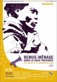 Pochette du DVD « Remue-ménage dans la sous-traitance »