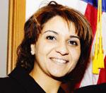 Portrait de Mokhtaria Kebli