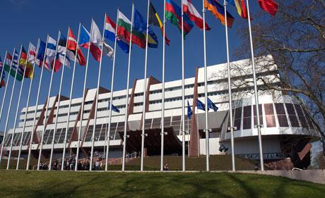 Le Conseil de l'Europe © Conseil de l'Europe
