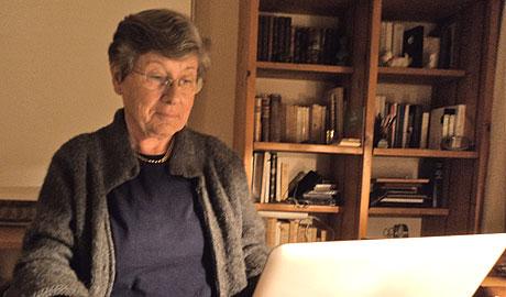 Françoise Gaspard © Claude Servan Schreiber