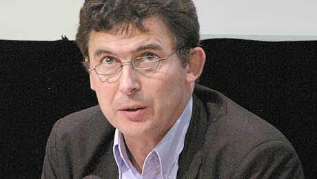 Eric Fassin aux Assises de l'IEC, octobre 2011 © IEC