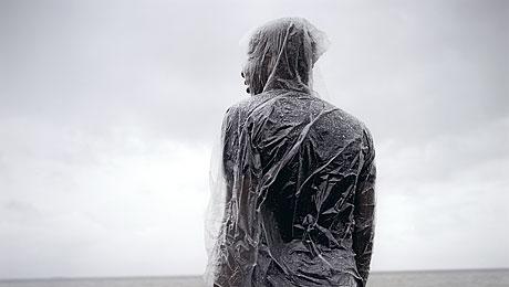 """Photo de la série """"Jane la nuit tombe"""" © Vincent Catala"""