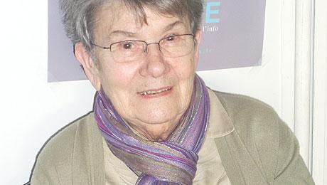 Marie-Renée Jamet, du Mouvement du Nid