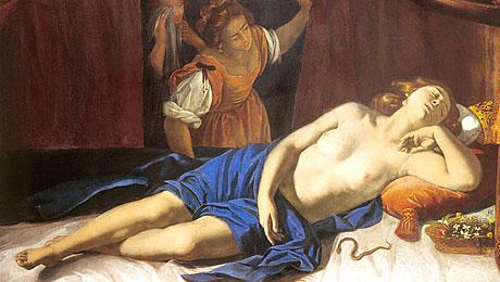 Cléopâtre, 1635 © Collection particulière