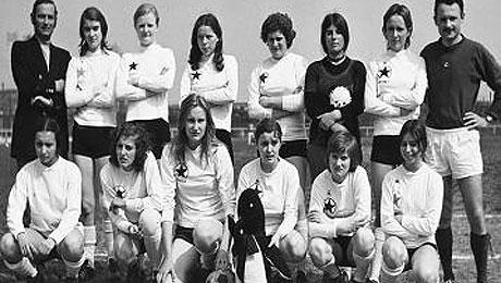 Etoile de Juvisy 1972-1973
