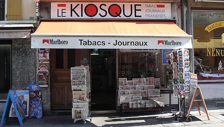Le kiosque © Ol.v!er-[H2vPk]