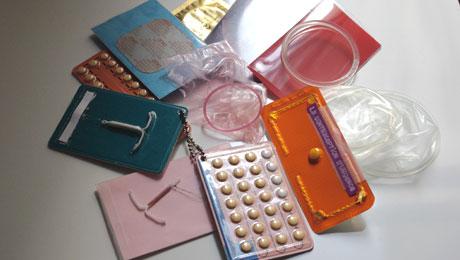 Méthodes de contraception. © Documentation Planning familial
