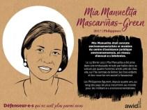Mia Manuelita Philippines
