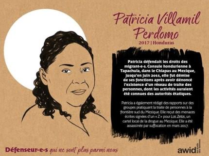 Paqtricia Perdomo Honduras