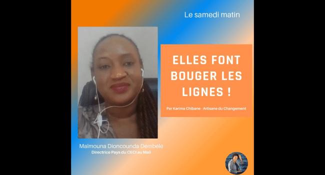 Maïmouna Dioncounda Dembélé