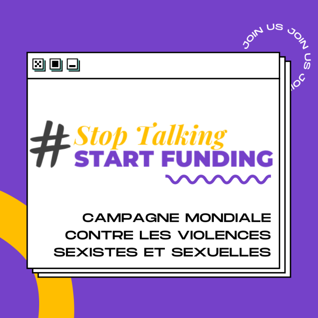 campagne stop talking
