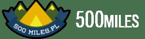 500 miles Logo, 500miles.pl