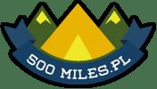 500 Miles Logo