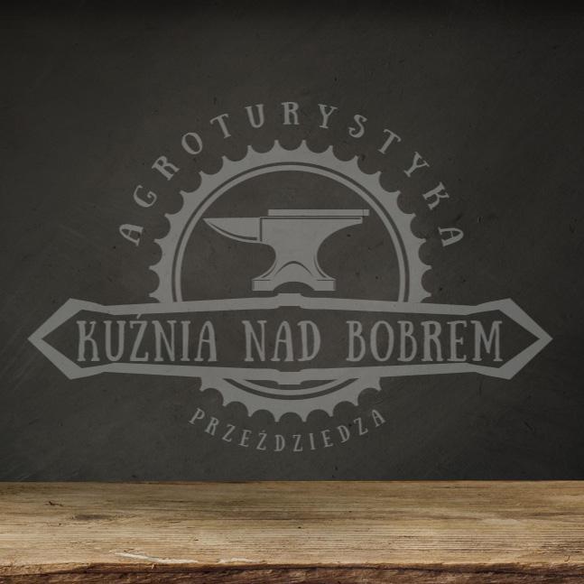 Logo Kuźnia nad Bobrem