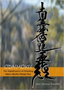 Odaimoku bookcover