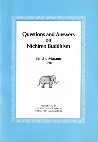 Questions and Answers book cover