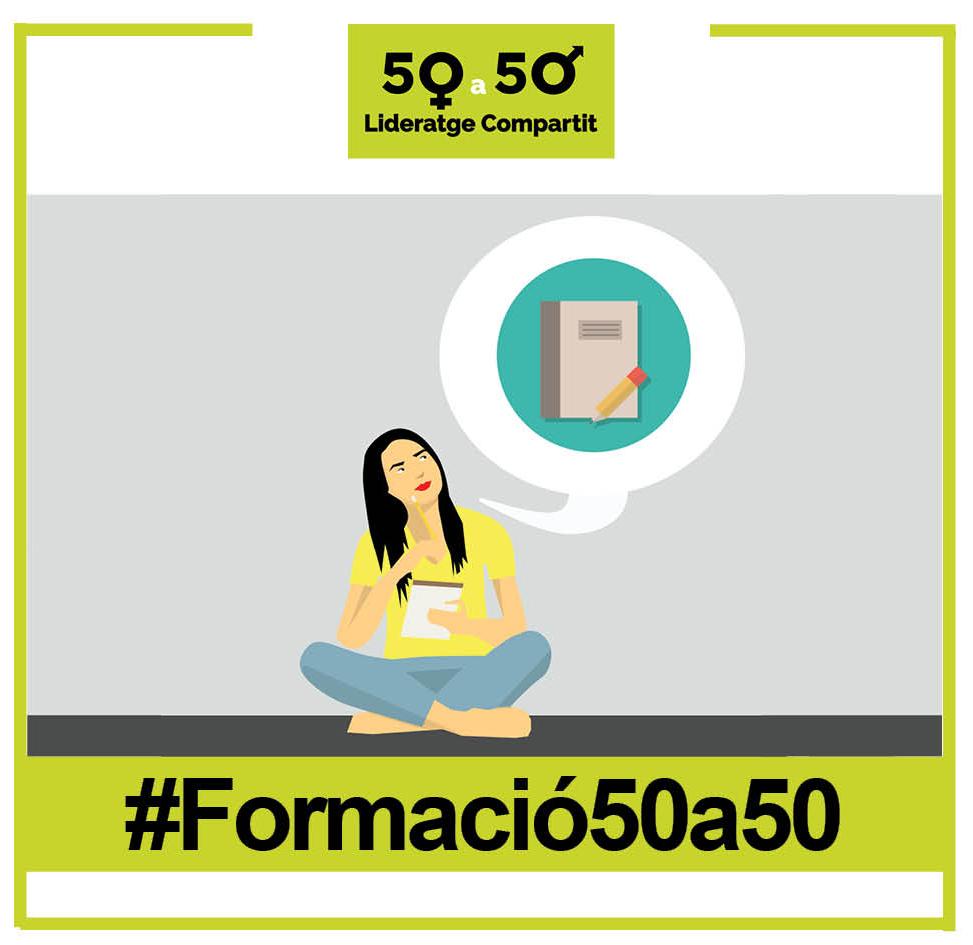 #Formació50a50 a Twitter