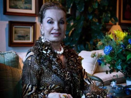A ex-miss Brasil em foto tirada em 2010