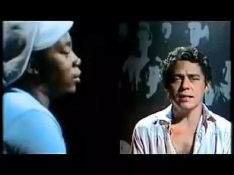 Os dois gravaram O Que Será em 1976, faixa do disco Meus Caros Amigos