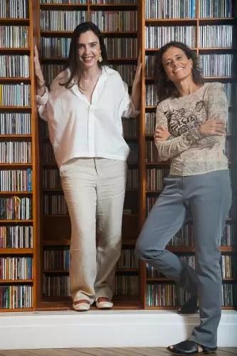 As duas cantoras vão sair em turnê pelo Brasil