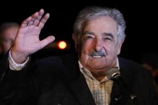 Avesso ao luxo, José Mujica, o Pepe, trocou o palácio presidencial pelo sítio humilde