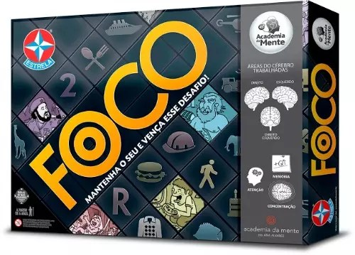 Outro tipo de jogo que estimula o raciocínio lógico