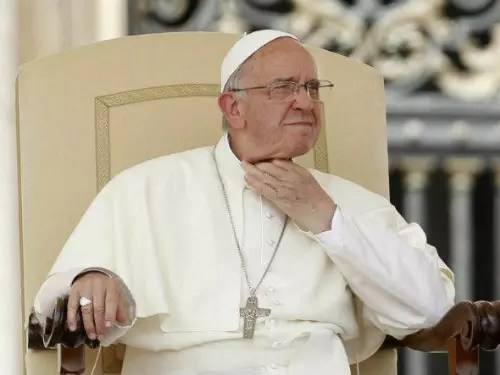Brasil é o primeiro país visitado pelo pontífice, 76 anos