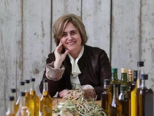 espanhola Brígida Jimenez é uma das maiores entusiastas do uso do azeite em produtos de beleza