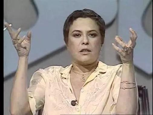 Fumando o tempo todo, a cantora estava mais viva e lúcida do que nunca