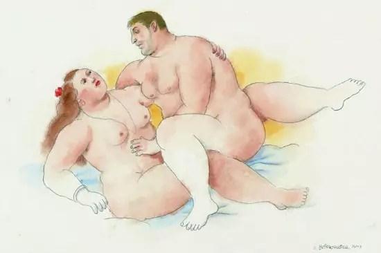 O mais incrível é a erotismo das imagens feitas por um homem de 81 anos